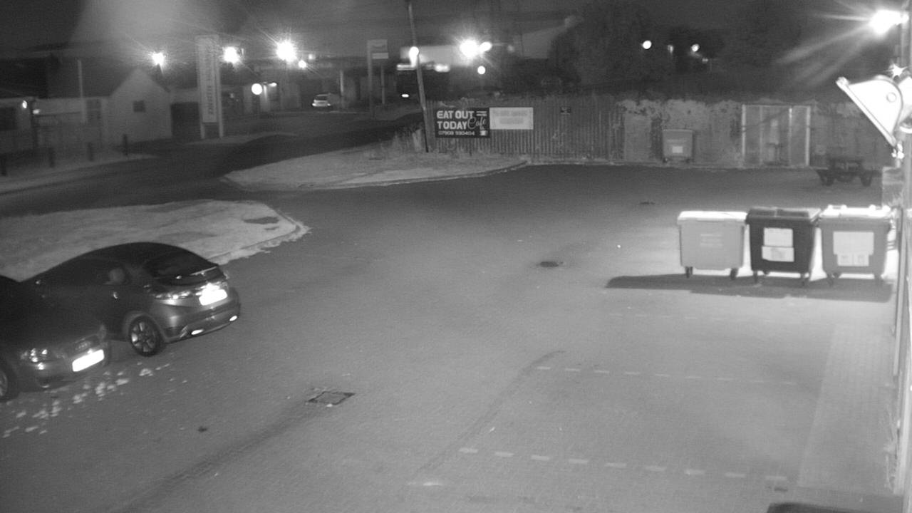 Live CCTV from our office!